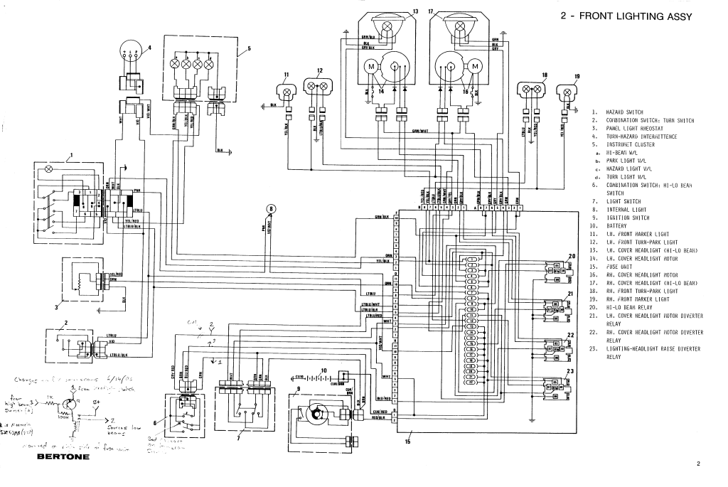 hyundai coupe electrical wiring diagram pictures - 1977 fiat x1/9 project fiat coupe 20v wiring diagram