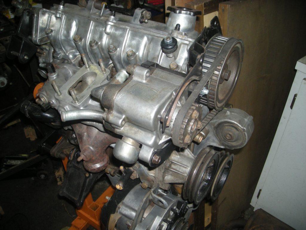 Engine Rebuild Side