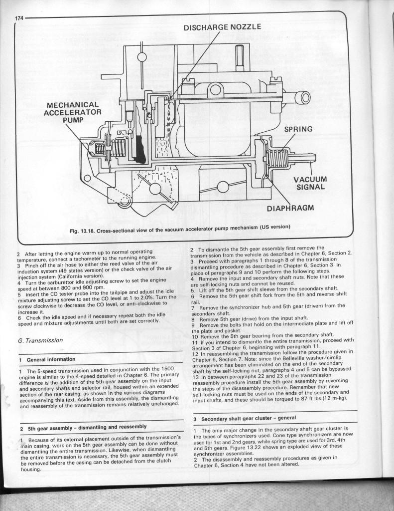 carb pump